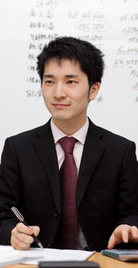 公認会計士コースOB 鈴木綋史さん
