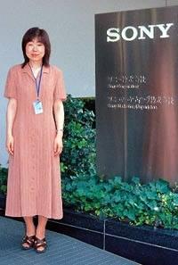 経営財務コースOG 山口幸代さん