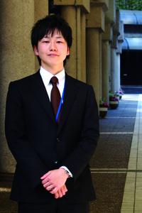 経営財務コースOB 吉村夏樹さん